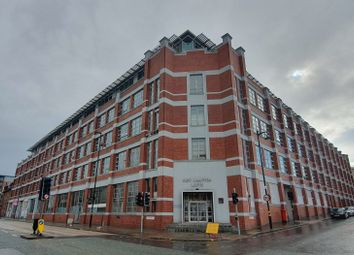 Thumbnail 1 bed flat to rent in Great Hampton Street, Jewellery Quarter, Birmingham