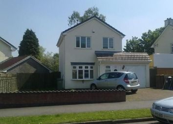 Thumbnail 3 bed detached house to rent in Fallowfield Road, Solihull