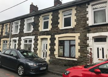 3 bed terraced house for sale in Glandwr Street, Abertillery NP13