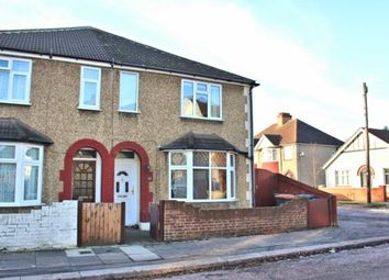 Thumbnail 4 bed semi-detached house to rent in Abbey Road, Bedford
