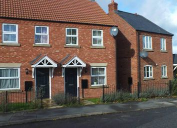 Thumbnail 2 bed semi-detached house to rent in London Road, Spalding