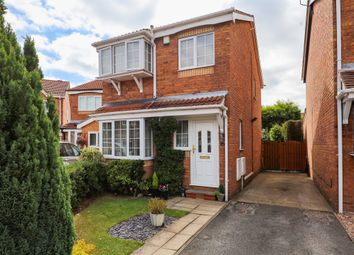 Thumbnail 3 bed detached house for sale in Pembrey Court, Sothall, Sheffield