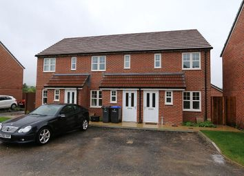 Thumbnail 2 bed terraced house for sale in Shepperd Street, Tidworth, Wiltshire