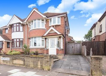 Thumbnail 3 bedroom semi-detached house for sale in Arncliffe Road, Leicester, Leicestershire, England
