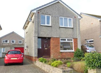Thumbnail 3 bed detached house for sale in Broadlands, Carnoustie, Angus