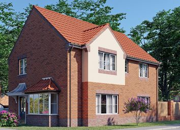 Thumbnail 4 bed detached house for sale in The Buckingham, The Orchards