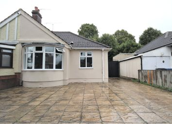 Thumbnail 2 bed bungalow for sale in Galliard Road, London