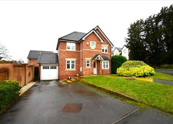 Thumbnail 4 bed detached house for sale in Treacle Row, Silverdale, Newcastle
