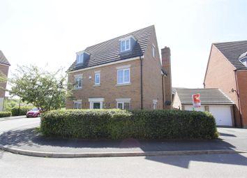 Thumbnail 6 bedroom detached house for sale in Brock Crescent, Bourne
