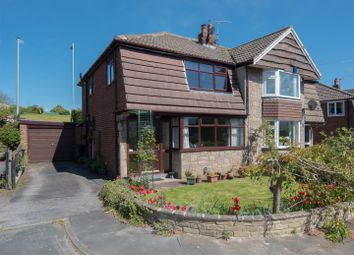 Thumbnail 3 bedroom semi-detached house for sale in Wrose Drive, Shipley