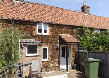 Thumbnail 1 bedroom cottage to rent in Chapel Road, Dersingham, King's Lynn