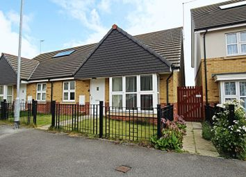 Thumbnail 2 bedroom semi-detached bungalow for sale in Streatham Way, Hull
