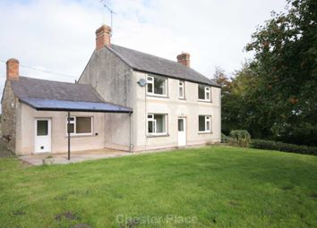 Thumbnail 3 bed detached house to rent in Ffordd Talwrn, Nercwys, Mold