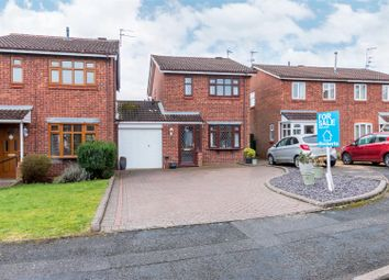3 bed detached house for sale in Holloway Drive, Wombourne WV5
