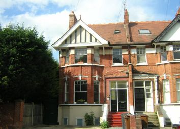 Thumbnail 1 bed flat for sale in Connaught Avenue, London
