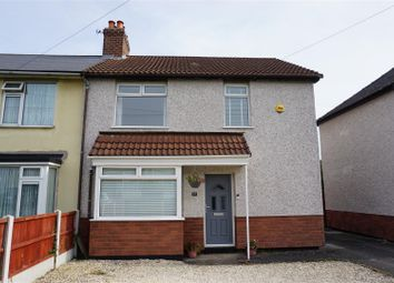 Thumbnail Semi-detached house for sale in Washington Road, Woodlands, Doncaster