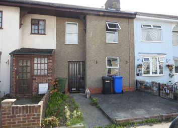 Thumbnail 3 bedroom terraced house to rent in Clemence Street, Lowestoft