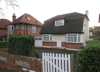 Thumbnail 2 bed detached house for sale in St. Osmunds Road, Canford Cliffs, Poole