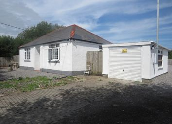 3 bed detached bungalow for sale in Broad Street Common, Peterstone Wentlooge, Cardiff CF3