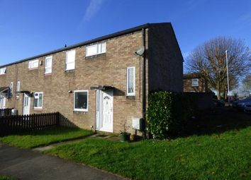Thumbnail 3 bed end terrace house for sale in Kilnway, Wellingborough, Northamptonshire, Northants