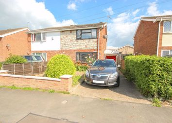 Thumbnail 3 bed semi-detached house for sale in Blackfriars, Rushden, Northamptonshire
