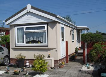 Thumbnail 1 bed mobile/park home for sale in Valley Park (Ref 5901), Bamfurlong Lane, Cheltenham, Gloucestershire