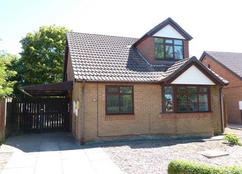 Thumbnail 3 bed detached house for sale in Ferndown, Great Coates, Grimsby
