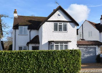 Thumbnail 3 bed detached house for sale in Baring Crescent, Beaconsfield