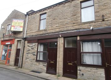 Thumbnail 1 bed terraced house to rent in Rectory Row, Keighley