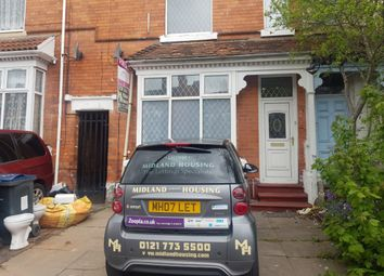 4 bed terraced house for sale in Springfield Road, Moseley, Birmingham B13