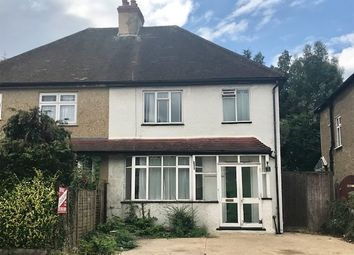 Thumbnail 3 bed semi-detached house for sale in Malden Road, Cheam