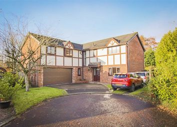 Thumbnail 6 bed detached house for sale in The Croft, Euxton, Lancashire