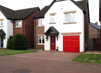 Thumbnail 4 bed detached house for sale in Callum Drive, Dumfries