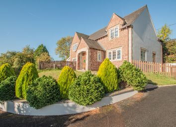 Thumbnail 4 bed detached house for sale in Old Ross Road, Whitchurch, Ross-On-Wye
