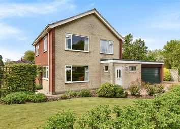 Thumbnail 4 bed detached house for sale in Wold Croft, Sutton On Derwent, York