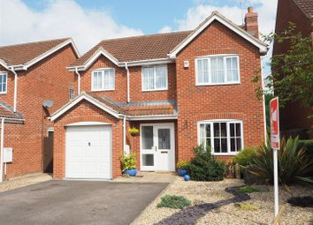 Thumbnail 4 bedroom detached house for sale in Claricoates Drive, Coddington, Newark