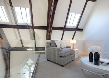 Thumbnail 3 bedroom terraced house for sale in 21, The Chapel, Fitzroy Gate, Richmond Road, Isleworth