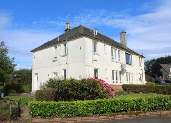 Thumbnail 2 bed flat for sale in Wheatlands Drive, Kilbarchan, Johnstone