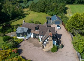 Thumbnail 3 bed detached house for sale in Coombe Lane, Cradley, Malvern