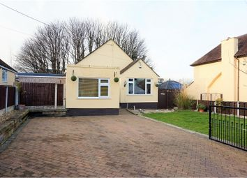 Thumbnail 4 bed detached bungalow for sale in Station Road, Abergele