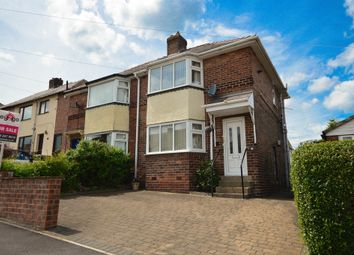 Thumbnail 2 bed semi-detached house for sale in Longstone Crescent, Sheffield
