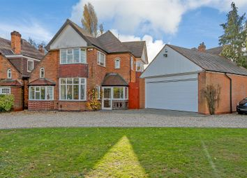 Thumbnail 3 bedroom detached house for sale in Dove House Lane, Solihull