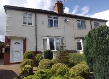 Thumbnail 3 bed property to rent in Hallowes Rise, Dronfield