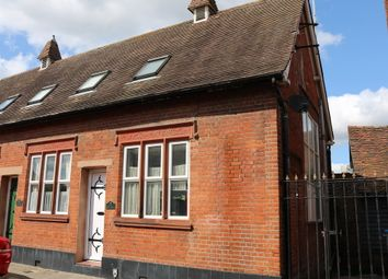 Thumbnail 1 bedroom end terrace house for sale in Lord Street, Hoddesdon