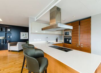 Thumbnail 3 bedroom flat to rent in Battersea Reach, Wandsworth Town