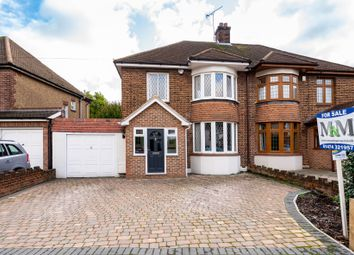 3 bed semi-detached house for sale in Milton Hall Road, Gravesend DA12