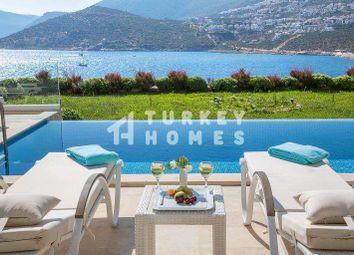 Thumbnail 4 bed villa for sale in Kalkan, Antalya, Turkey