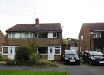 Thumbnail 4 bed semi-detached house to rent in Birkdale Close, Alwoodley, Leeds