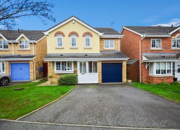 Thumbnail 4 bedroom detached house for sale in Smore Slade Hills, Oadby, Leicester