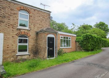 Thumbnail 2 bed end terrace house for sale in North Halls, Binbrook, Market Rasen, Lincolnshire